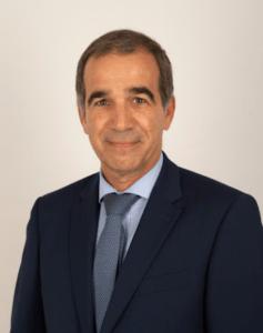 Photo de Patrice Rodrigues, maire de Beauzelle