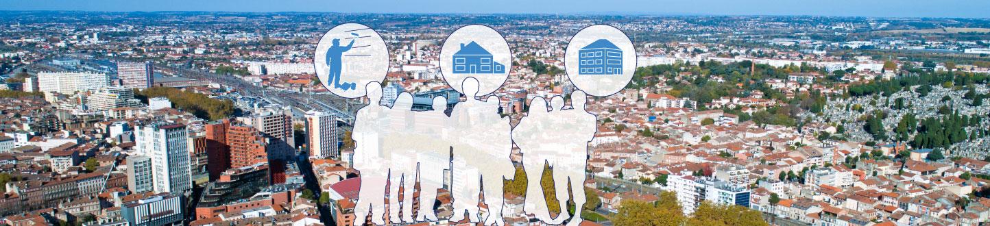 Démographie, emploi et habitat : les chiffres essentiels de l'aire toulousaine